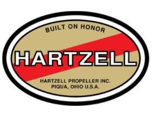 Hartzell propeller Repair